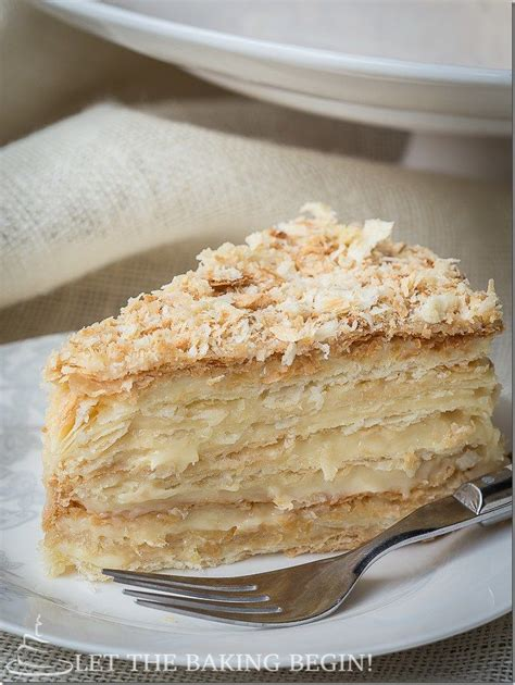 the king of napoleons recipe napoleon cake and napoleon