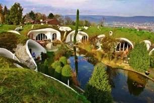 earth berm homes