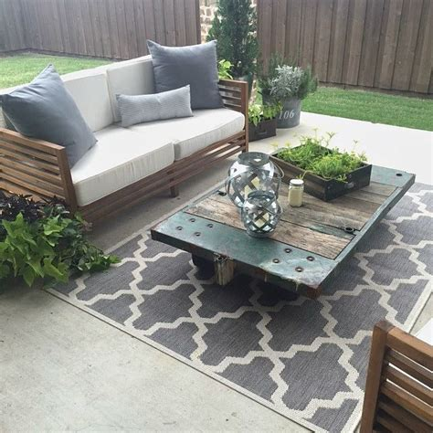 Outdoor Patio Rugs by 25 Best Ideas About Outdoor Rugs On Indoor
