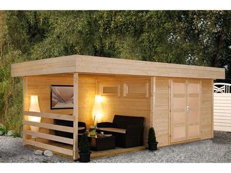 terrasse kaufen pultdach gartenhaus varianta 40 mit terrasse kaufen