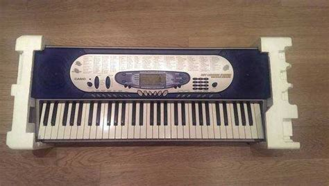 Keyboard Casio Lk 65 Casio Light Up Electronic Keyboard Model Lk 65 For Sale In