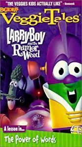 amazon.com: veggietales larry boy and the rumor weed