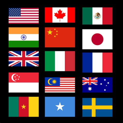 flags of the world learn touch and learn flags of the world on the app store