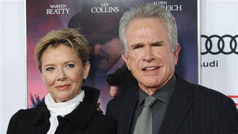 5 Relationship Tips From Warren Beatty And Bening by Warren Beatty Bening Premiere Don T Apply