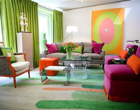 colorful living room decor 50 bright and colorful room design ideas digsdigs