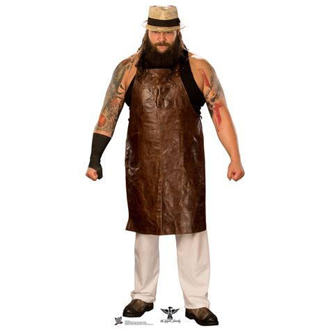 bray wyatt tattoos bray wyatt standee us