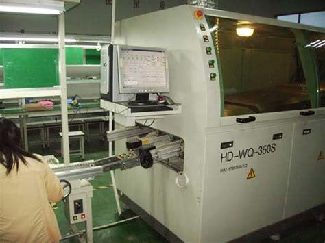 ginseng pugs china pcb production line china pcb machine pcb production line