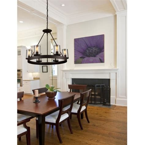 Bronze Dining Room Chandelier by 6 Light Rubbed Bronze Chandelier Furniture Springdale Arkansas