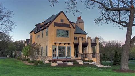 3 55m luxury lakefront home lake geneva wi