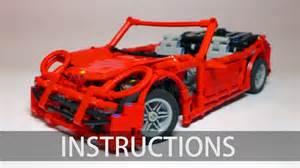 Porsche Lego Technic Lego Technic Porsche 911 Building