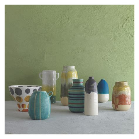 Ceramic Vases Uk by Taka Reactive Glaze Ceramic Vase Buy Now At Habitat Uk