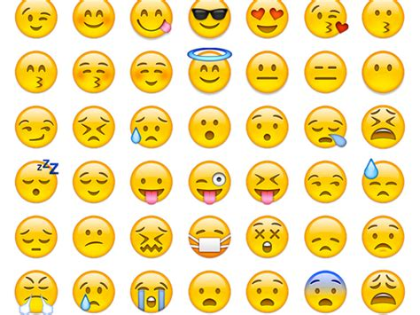 Emoji List | we need more emojis wrqx fm