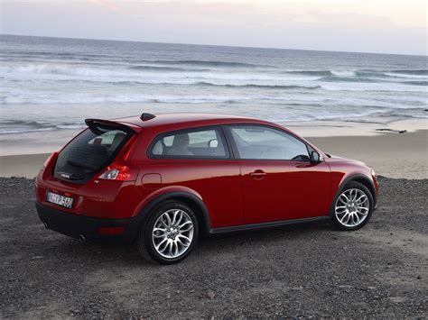 Volvo C30 Specifications by Volvo C30 T5 Au Spec 2007 09