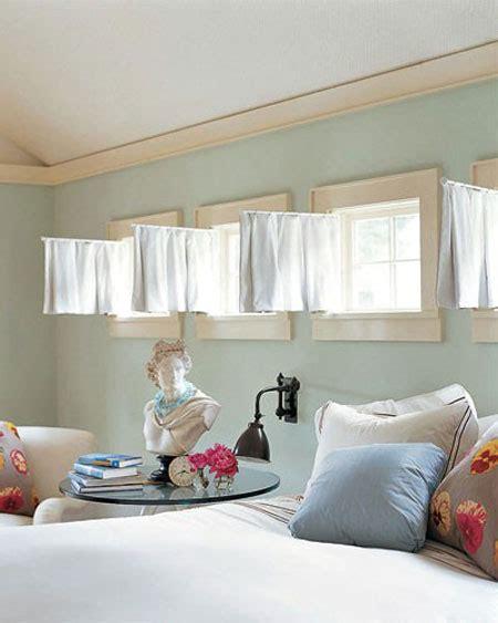 curtains for high short windows پنجره را همیشه نباید پرده زد