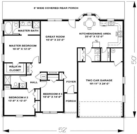 1700 sq ft house plan jasper 17 001 315 from 806 best images about great house plans on pinterest