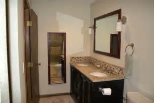 Bathroom Vanity Backsplash Ideas » Home Design 2017