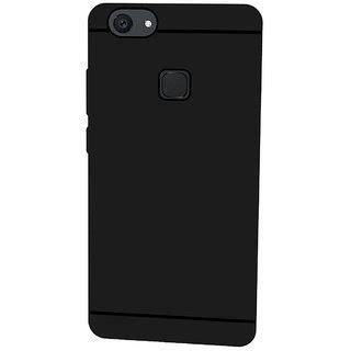 Anti Gores Vivo V7 Black black back cover for vivo v7 plus rubber buy black back