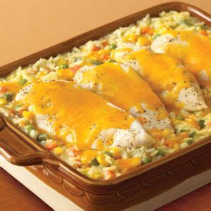 campbells chicken and rice