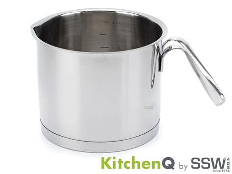induction cooking milk milk pot with inner capacity marks 1 7 l induction buy at pfannenprofis de