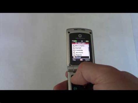 Motorola Moto W755 Video Clips Phonearena