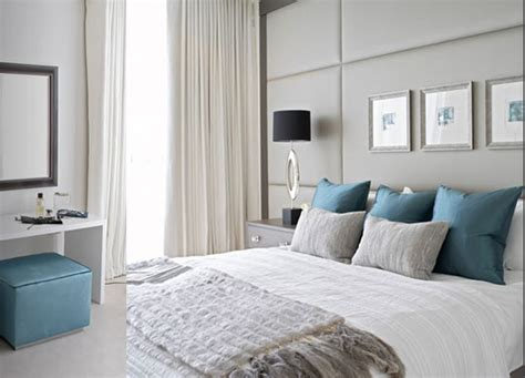 Turquoise And Gray Bedroom Decor by Decorating With Gray Cbell Designs Llc