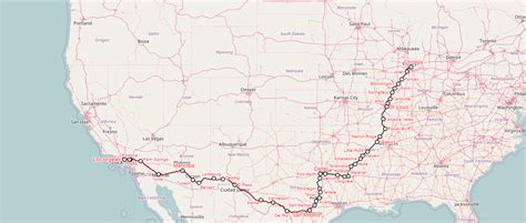 amtrak texas map amtrak s texas eagle la to dallas trip report travel log
