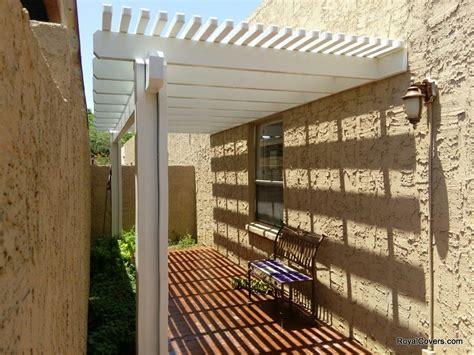 Aluminum Pergola installed in Phoenix, AZ 85013