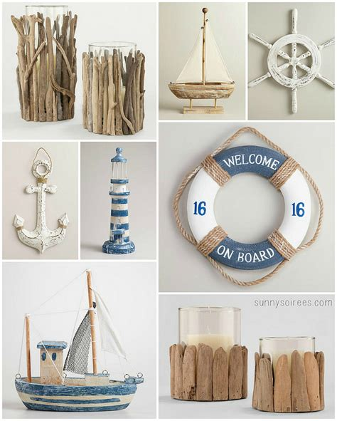seaside ornaments for bathroom diy beach bathroom decor folat