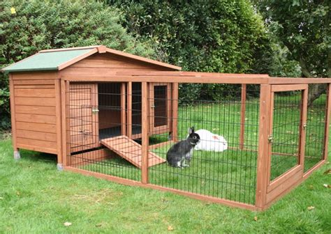 outdoor rabbit house plans 25 best ideas about rabbit hutches on pinterest bunny hutch cages for rabbits and
