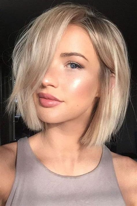 Haircuts For Mid 20s | 15 ideas of short medium haircuts for women