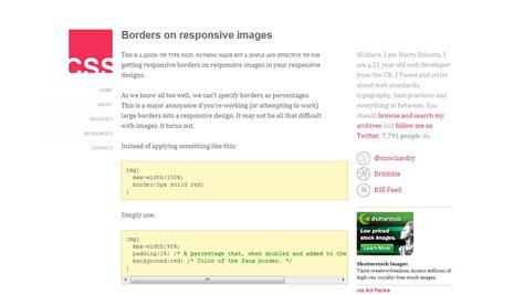 tutorial on web design and development 35 responsive web design and development tutorials