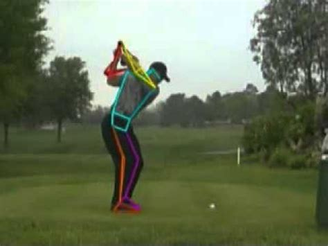 golf swing form golf swing tips how to hit a golf ball with irons