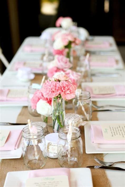 vintage shabby chic baby shower kara s party ideas the
