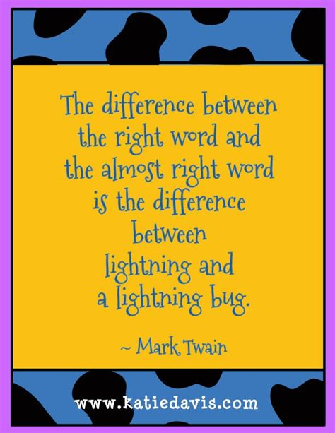 between the lightning bug and the lightning a writers 47 best images about quotes for writers and book lovers on