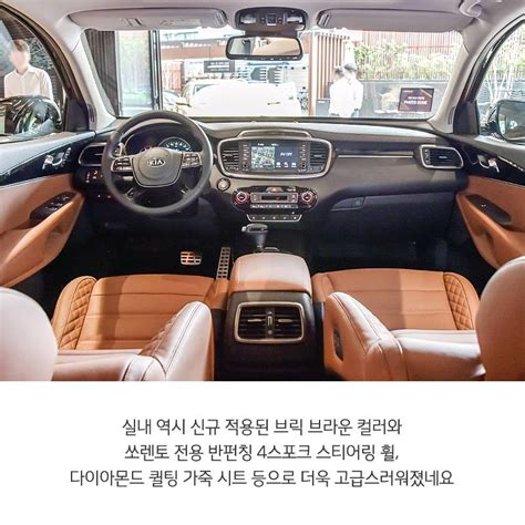 kia sorento 2018 interior 2018 kia sorento facelift interior dashboard indian