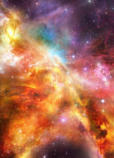 galaxy colors beautiful color colorful galaxy nebula image 363951