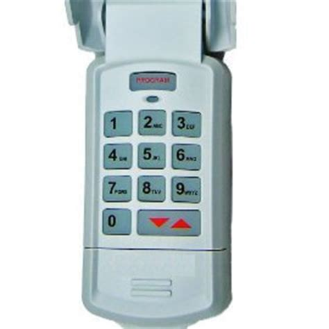 Overhead Garage Door Keypad Replacement Keypad For Overhead Door Genie Codedodger Technology Photo
