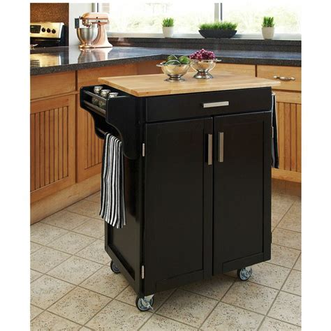 home styles design your own small kitchen cart home styles create a cart black small kitchen cart with
