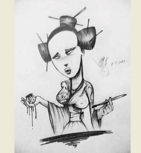 dibujos japoneses imagui dibujos de mujeres japonesas imagui
