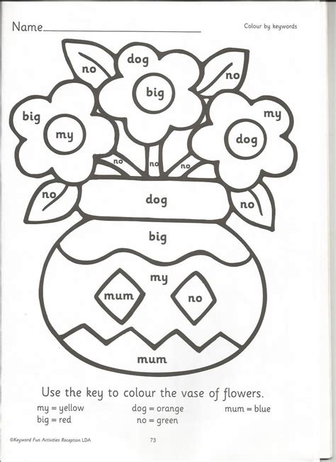 Phonics Coloring Pages Free Phase 3 Phonics Coloring Pages by Phonics Coloring Pages
