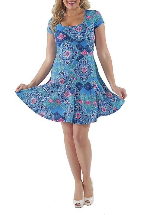 Cal Dress 1 24 7 comfort apparel plus size dress from california by the clothing market shoptiques