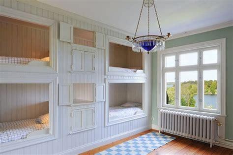 4 bunk beds built in quad bunk beds for kids kids rooms bunk beds