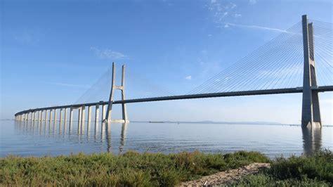 ponte vasco da gama take closer look at the ponte vasco da gama lisbon