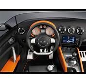 2007 Audi TT Clubsport Quattro Study  Interior Driver