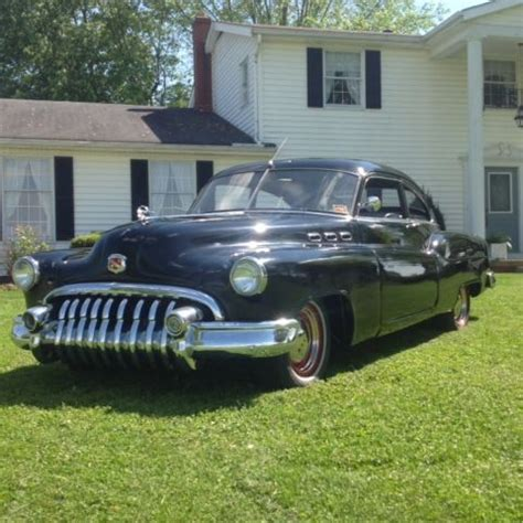 1950 Buick Sedanette For Sale by 1950 Buick Special 2 Door Sedanette Fastback For Sale