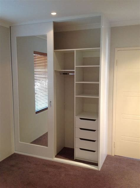 How To Build Sliding Wardrobes by Best 25 Wardrobe With Mirror Ideas On