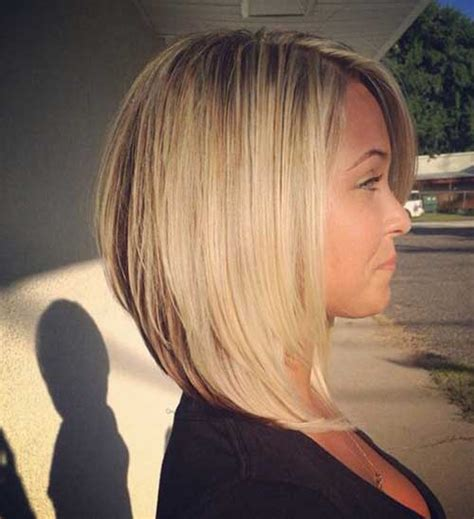 long graduated bob haircut back stylish and eye catching 19 graduated bob haircuts short