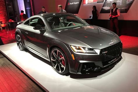 Audi Tt Modelle by Audi Says 8 More Rs Or R Models Coming In Next 2 Years