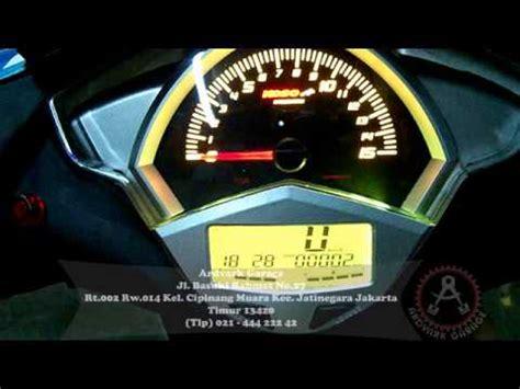 Spedo Meter Variasi Speedometer Koso Vario 110