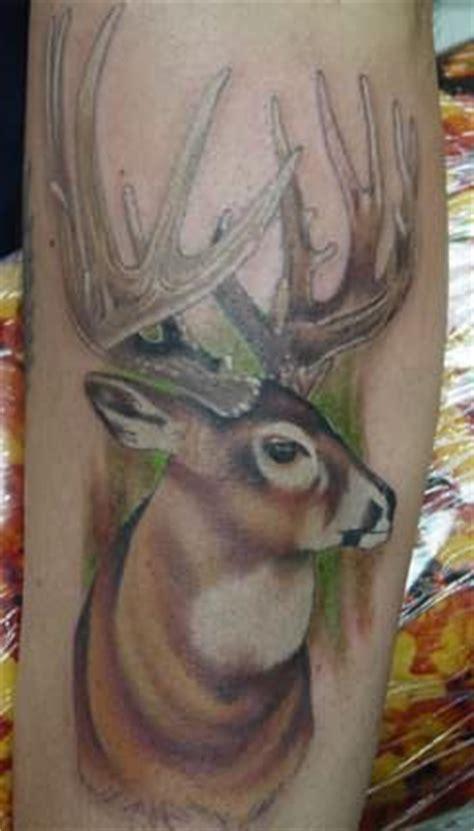 whitetail tattoo designs whitetail deer tattoos designs